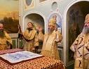 В день памяти апостола Иоанна Богослова Блаженнейший митрополит Онуфрий возглавил престольные торжества в Киево-Печерской лавре