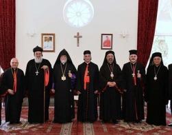 Папа Франциск встретился с патриархами и верховными архиепископами восточных католических церквей