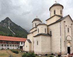 В монастыре Милешево отметили день памяти его основателя - св. короля Владислава Сербского