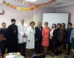 Волонтеры Центра «Матуля» приняли участие в семинаре «Роль медицины и акушеров-гинекологов в решении демографических проблем в Беларуси в условиях XXI века»