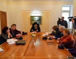 Озвучена программа торжеств, посвященных 1025-летию образования Полоцкой епархии