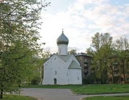 Росимущество передало Русской Православной Церкви новгородский храм XV века