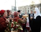 13-15 октября состоялся Первосвятительский визит Святейшего Патриарха Кирилла в Удмуртскую митрополию