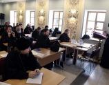 При Управлении делами Московской Патриархии проходят курсы повышения квалификации для новопоставленных архиереев Русской Православной Церкви