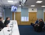 В санкт-петербургском пресс-центре ТАСС прошел круглый стол, посвященный служению Патриархов Русской Церкви в 1917-2017 гг.