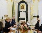 Состоялась встреча Предстоятеля Русской Православной Церкви с Президентом Хорватии
