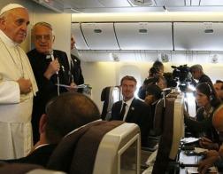 В Италии сегодня выходит в свет книга интервью с Папой Франциском