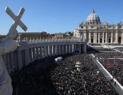 По данным на 2015 г., католическое население Европы уменьшилось на 1.3 миллиона человек