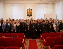 В Минской духовной семинарии состоялась V открытая конференция «Духовность. Нравственность. Традиции»