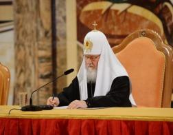 Патриарх Кирилл: Нужно запрещать священников, говорящих о потере детей за грехи