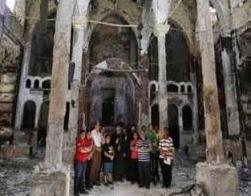 В Египете предотвращен теракт в коптской церкви