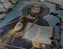 Халдейский священник отказался покинуть храм в канун новой битвы