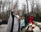 В Санкт-Петербурге освящен памятник жертвам теракта над Синаем