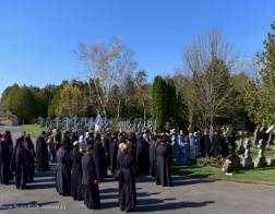 В США почтили память хранителя мироточивой иконы Богородицы