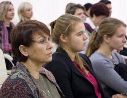 В Витебске прошла конференция «Женский подвиг в истории Беларуси. 1917?2017 годы»
