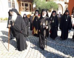 Епископ Лидский и Сморгонский Порфирий принял участие в конференции «Православная традиция и культурное наследие Греции»