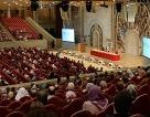 Святейший Патриарх Кирилл возглавил работу VII Общецерковного съезда по социальному служению