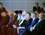 Святейший Патриарх Кирилл принял участие в церемонии открытия ХIV кинофестиваля «Лучезарный ангел»
