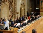 Святейший Патриарх Кирилл: Без стремления к любви как высшей ценности ни семья, ни общество не смогут существовать в истории
