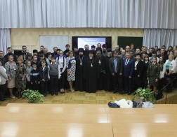 Региональный этап Рождественских чтений прошел в Туровской епархии