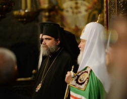 Патриарх Кирилл: Невозможно изолировать Церковь от народа, потому что Церковь — это и есть народ