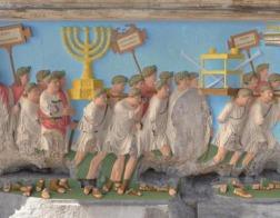 Выставка, посвященная Римско-иудейской войне 66-73 гг., проходит в США