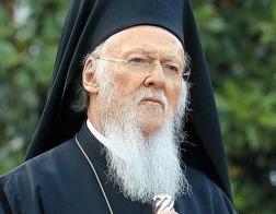 Константинопольский Патриарх Варфоломей участвует в 10-м конгрессе «Конференции по вопросам мировой политики»