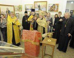 Музей блаж. Ксении открыт в Санкт-Петербурге
