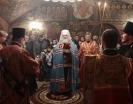 В Зачатьевском ставропигиальном монастыре молитвенно почтили память сщмч. Владимира Амбарцумова