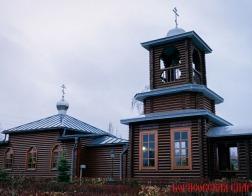 В деревне Околово на Логойщине освящен храм в честь Казанской иконы Божией Матери