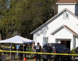 Публикуем список массовых убийств в церквях США с 2012 года