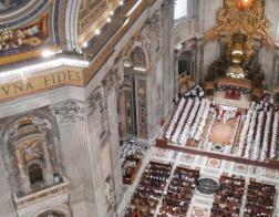 В Ватикане проходит XVI Международный фестиваль духовной музыки и искусства