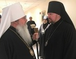 Епископ Наро-Фоминский Иоанн принял участие в приеме для дипломатического корпуса ООН, организованном в поддержку мигрантов и беженцев
