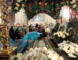 Мощи Серафима Саровского доставят из Дивеево в Грецию