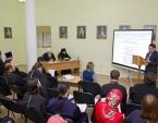 Председатель Синодального отдела по делам молодежи возглавил работу Молодежной коллегии Сибирского федерального округа
