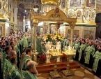 В Почаевской лавре молитвенно почтили память преподобного Иова, игумена Почаевского