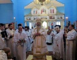 Освящен Покровский храм в агрогородке Хотляны