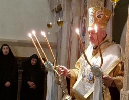 Митрополит Галльский Эммануил совершил пастырский визит на юг Франции
