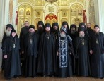 Члены коллегии Синодального отдела по монастырям и монашеству посетили монастыри Пензенской и Сердобской епархий