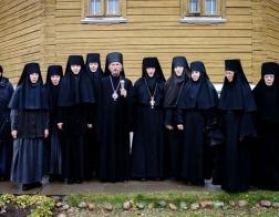 Женскому монастырю в Домашанах — 20 лет