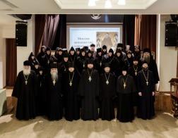 В минском Елисаветинском монастыре прошла монашеская секция регионального этапа XXVI Международных Рождественских чтений