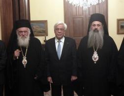В Афинах прошла церемония подтверждения полномочий новых иерархов Элладской Православной Церкви