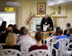 В Гомеле состоялась встреча больничных священников и православных врачей