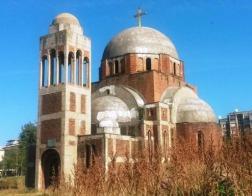 Апелляционный суд подтвердил права Сербской Православной Церкви на участок с храмом Спасителя в Приштине
