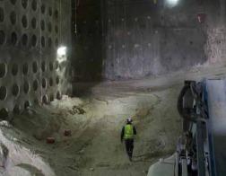 В Иерусалиме строится подземное кладбище с цилиндрическими погребальными камерами