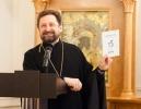 VII Иеронимовские чтения прошли в Общецерковной аспирантуре и докторантуре