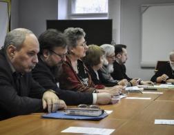 Состоялось заседание Совета Института теологии Белорусского государственного университета