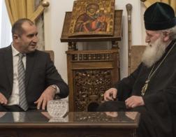 Болгарский Патриарх и президент Болгарии обсудили проблему Македонской Православной Церкви