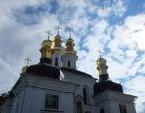 Блаженнейший митрополит Онуфрий совершил освящение обновленного академического храма Киевских духовных школ