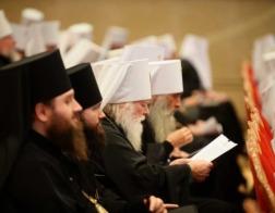 Митрополит Онуфрий: Украинская Православная Церковь не перестает призывать всех к миру и согласию
